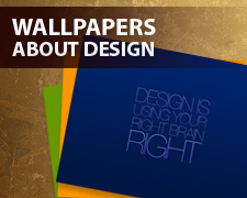 50 Great Wallpapers about Design
