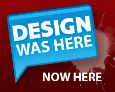 <p>Design was here is now here!</p>