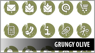 <p>10 Quality Grunge Icons Set for Grunge Styled Sites</p>
