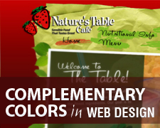 Complimentary Colors in Web Design