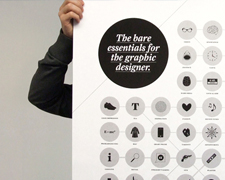 Grid's bare essentials for the graphic designer!