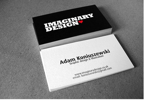 How to design a business card with style p colourmoves